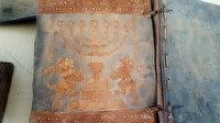 Şanlıurfa'da tarihi eser niteliği taşıyan kitap ve eserler ele geçirildi: 500 bin dolara satacaktı