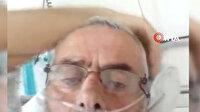 Almanya'da koronaya yakalanan TIR şoförü ambulans uçakla İstanbul'a getirildi