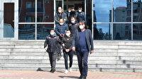 Yunanistan'a kaçmaya çalışırken yakalanan FETÖ şüphelisi 4 eski asker tutuklandı