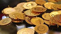 Kapalıçarşı'da çeyrek altın 765 liraya yükseldi
