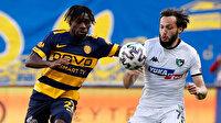 Denizlispor'un galibiyet hasreti 7 maça çıktı