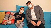 Ramazan'da hasta vatandaşlara moral ziyareti