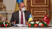 Ukrayna Başbakanı Şmıgal: Türkiye'yle turizm iş birliğini güçlendirmek istiyoruz