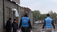 Türkiye, Kırgızistan'daki ihtiyaç sahibi Ahıska Türklerinin yüzünü güldürdü
