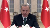 Cumhurbaşkanı Erdoğan: 18 yılda orman varlığımızı 23 milyon hektara çıkardık