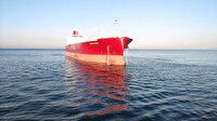 Marmara Denizi'nde arızalanan tanker Ahırkapı'ya çekildi
