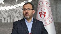 Bakan Kasapoğlu açıkladı: Olimpik ve paralimpik sporculara aşı önceliği