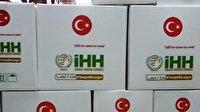 İHH Konya Şubesi'nden Suriye'deki savaş mağdurlarına kumanya
