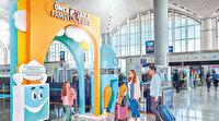 İstanbul Havalimanı'nda şimdi çocukların zamanı