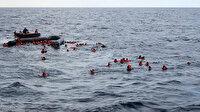Orta Akdeniz'de lastik bot faciası: En az 100 ölü var