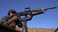 Askerin eli yerli tüfeklerle güçleniyor: Dakikada 900 mermi atıyor!