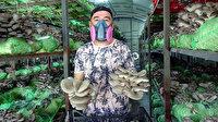 Hobi olarak başladı yeni mesleği oldu: Emekli astsubay yılda 40 ton üretiyor