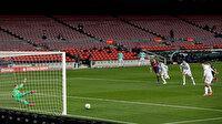 Enes Ünal ikinci golünü Barcelona'ya attı