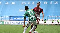 Konyaspor - Hatayspor maç özeti ve önemli pozisyonları