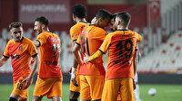 Galatasaray, Antalya deplasmanında kazandı