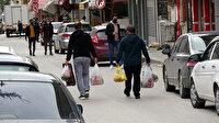 Edirne'de sıkı denetim: Kısıtlamada evinden uzak marketlere gidenlere ceza yazıldı