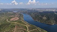 Son bir yılın en yüksek seviyesi: İstanbul'da barajların doluluk oranı yüzde 81.11
