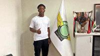 Akhisarspor Onyebueke'nin görüntülerini paylaştı