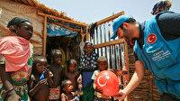 Türkiye Diyanet Vakfı Nijer'de ihtiyaç sahiplerine el uzattı