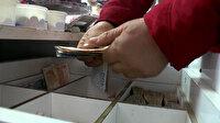 Üç yıldır çalıştığı marketin kasasını soyup cip almış
