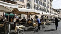 İtalya normalleşmeye başladı: Halk sokaklara akın etti