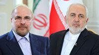 İran'da 'Kasım Süleymani' krizi: Meclis Başkanı'ndan Dışişleri Bakanı'na tepki