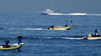 İsrail'den Gazzeli balıkçılara avlanma yasağı!