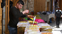El Halil'deki çarşı ve pazarlar ramazanda hareketlendi