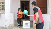 Sadakataşı Türkiye'de 8 bin aileye Ramazan yardımı ulaştırdı