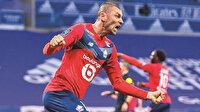 Kral Fransa'yı salladı: Lille'i şampiyonluğa taşıyor