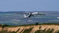 AKINCI TİHA eğitim uçuşları hız kesmeden devam ediyor