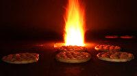 Fırıncıların 300 derecelik sıcakta oruçla imtihanı