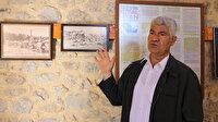Ermeni çetelerinin yaptığı katliamlar belge ve fotoğraflarla çiftlikte sergileniyor