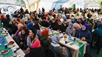 """Moskova'da """"Türkiye Akşamı"""" iftar programı düzenlendi"""