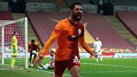 Galatasaray Konyaspor engelini Emre Akbaba ile son dakikalarda geçti