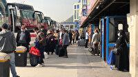 Otobüsler kapanma öncesi yüzde 90 kapasite ile çalışıyor: Firmalar 3-4 günlük ek süre istiyorlar
