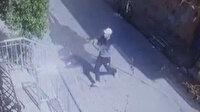 İzmir'de 8 yaşındaki çocuk silahlı kavgadan kaçarken vuruldu
