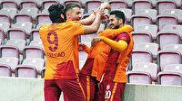 Galatasaray nefes nefese