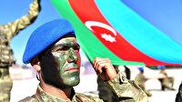 Azerbaycan ordusuna Isparta'da komando eğitimi