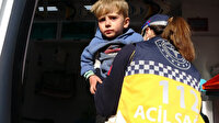 Tokat'ta kaybolan 2 yaşındaki Süleyman Yıldırım 22 saat sonra bulundu