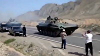 Kırgızistan-Tacikistan sınırında silahlı çatışma: Ölü ve yaralılar var