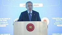 Cumhurbaşkanı Erdoğan: Artık patlayıcılar konusunda dışa bağımlı olmayacağız