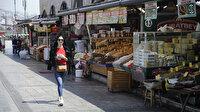 Eminönü esnafı turistler için dükkanları açtı