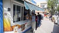 Hayırsever vatandaş 5 bin ekmeğin parasını ödedi vatandaşlara ücretsiz dağıtıldı