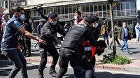 İstanbul Valiliği duyurdu: Taksim'e yürümek isteyen 212 kişi gözaltına alındı