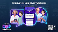 Türkiye'nin yeni nesil bilgi yarışması: TRT Bil Bakalım