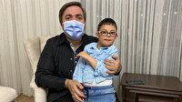 Aksaray Valisi'nden özel çocuk Burak ve ailesine özür ziyareti
