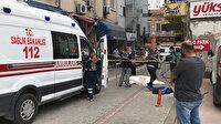 Adana'da 9 katlı binanın çatısından düşen kadın hayatını kaybetti