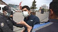 İkamet kartı bulunan İranlı kısıtlamada sokağa çıktı: Polis 'Benim vatandaşım evde oturuyor sen de oturacaksın' deyip cezayı yazdı