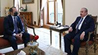 TBMM Başkanı Şentop'tan, Kırgızistan ve Tacikistan arasında kalıcı barış vurgusu